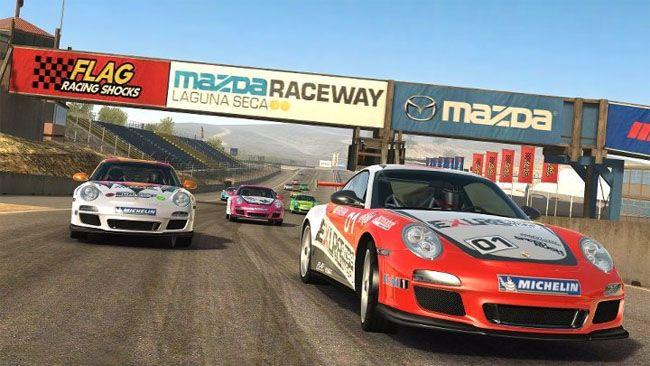 Real Racing 3 anunciado oficialmente y Real Racing 2 en oferta para Android con el 80% de descuento http://www.xatakandroid.com/p/86248