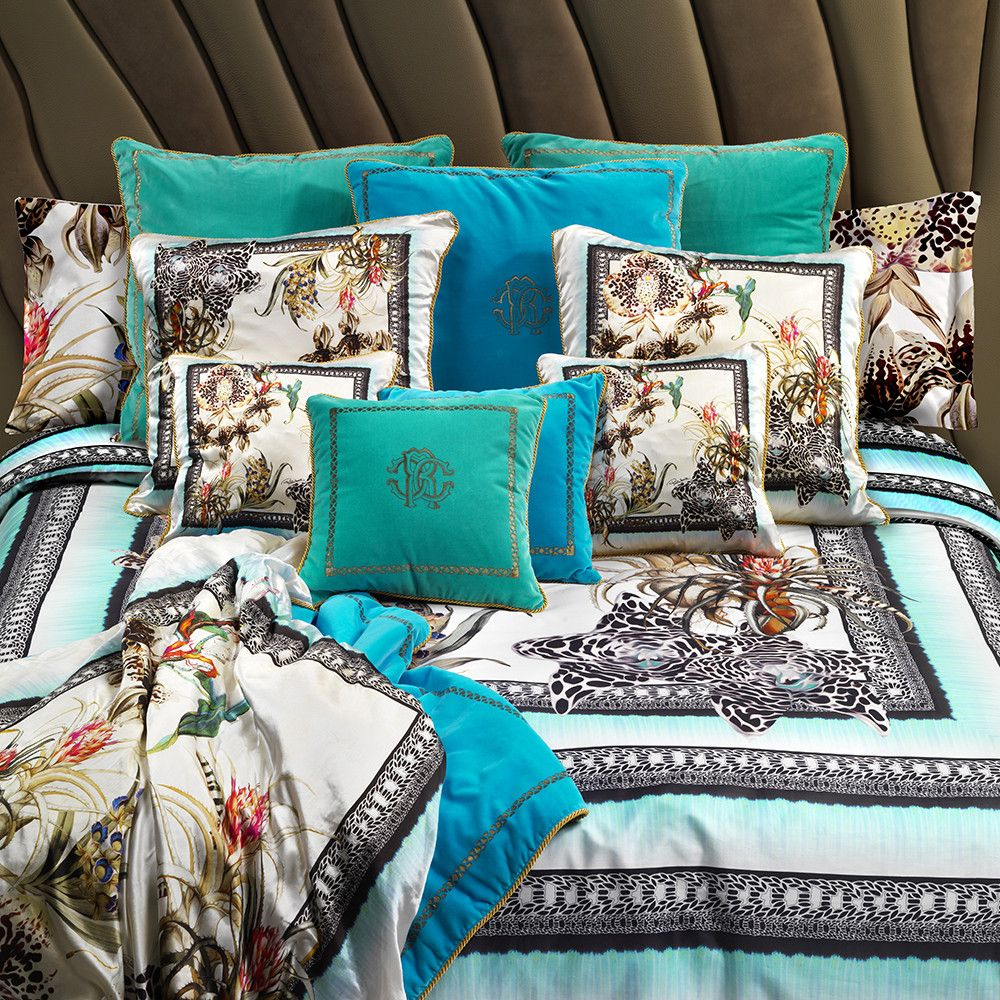 Tropical Bed Linen