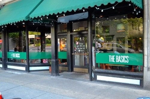 The Basics Restaurant In Wilmington Nc Is Located In The Cotton