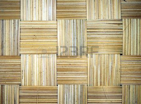 primer plano de la textura de bambú Foto de archivo