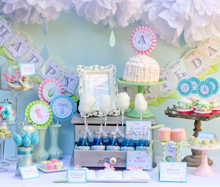 To Baby Shower Decorating Ideas On A Budget Baby Shower Decorating