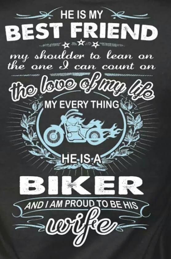 For Jenny Biker Quotes Love My Husband Harley Davidson