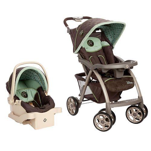 Safety 1st Disney Saunter Luxe Travel System Stroller