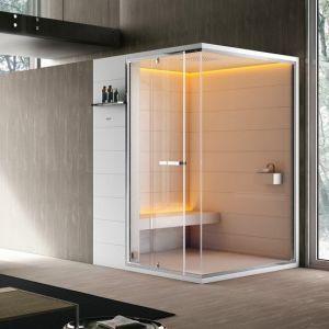 Ghibli Hafro è un bagno turco e doccia completo di generatore e ...