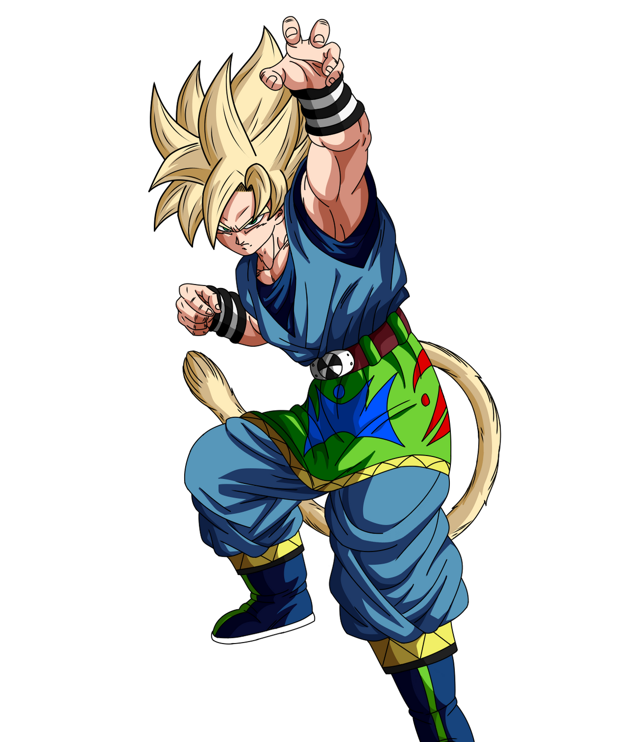 Goku Super Saiyan Pgv By Ivansalina On Deviantart Dragon Ball Goku Anime Dragon Ball Dragon Ball Artwork