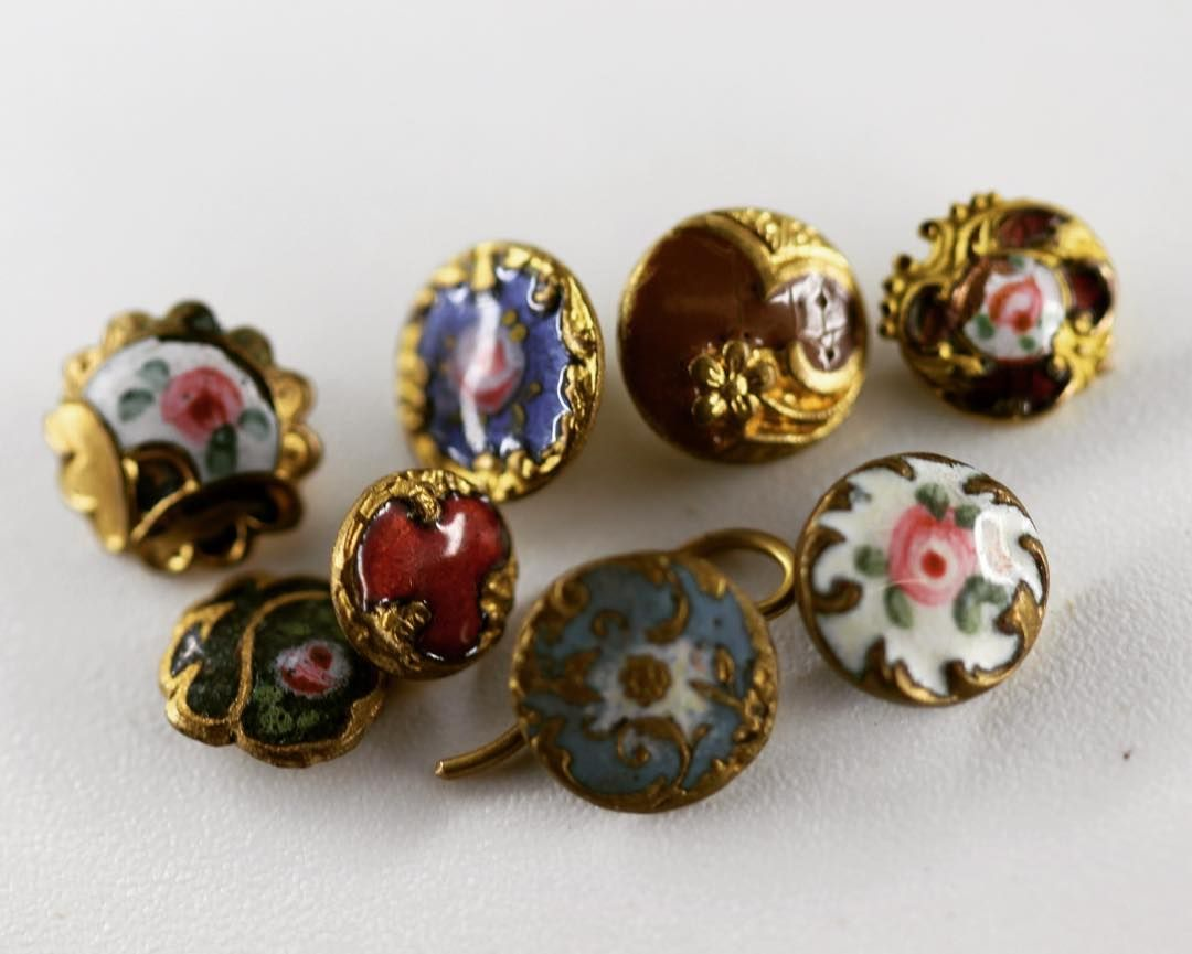 Victorian Mixed Dress Buttons - like what you see? You can ...