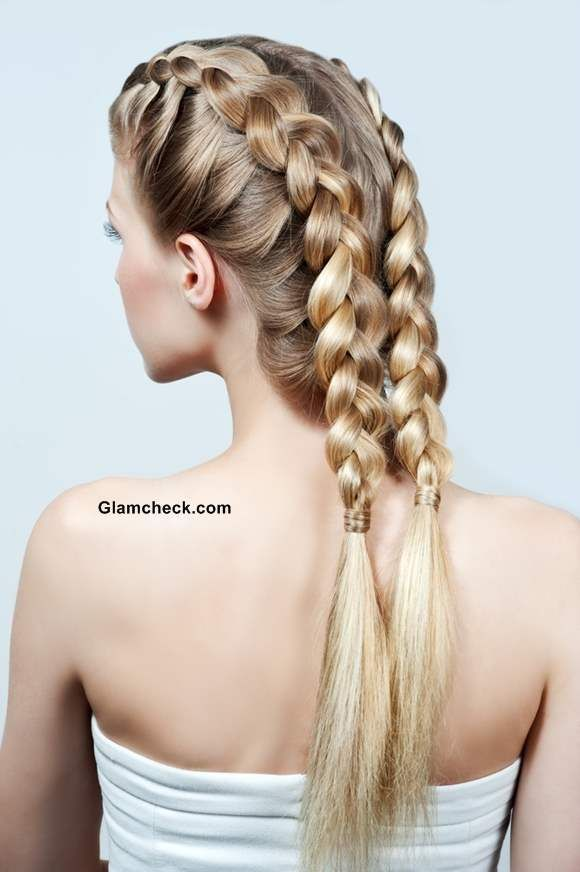 Sensational 1000 Images About Braids Hairstyle On Pinterest Side Braid Hairstyle Inspiration Daily Dogsangcom