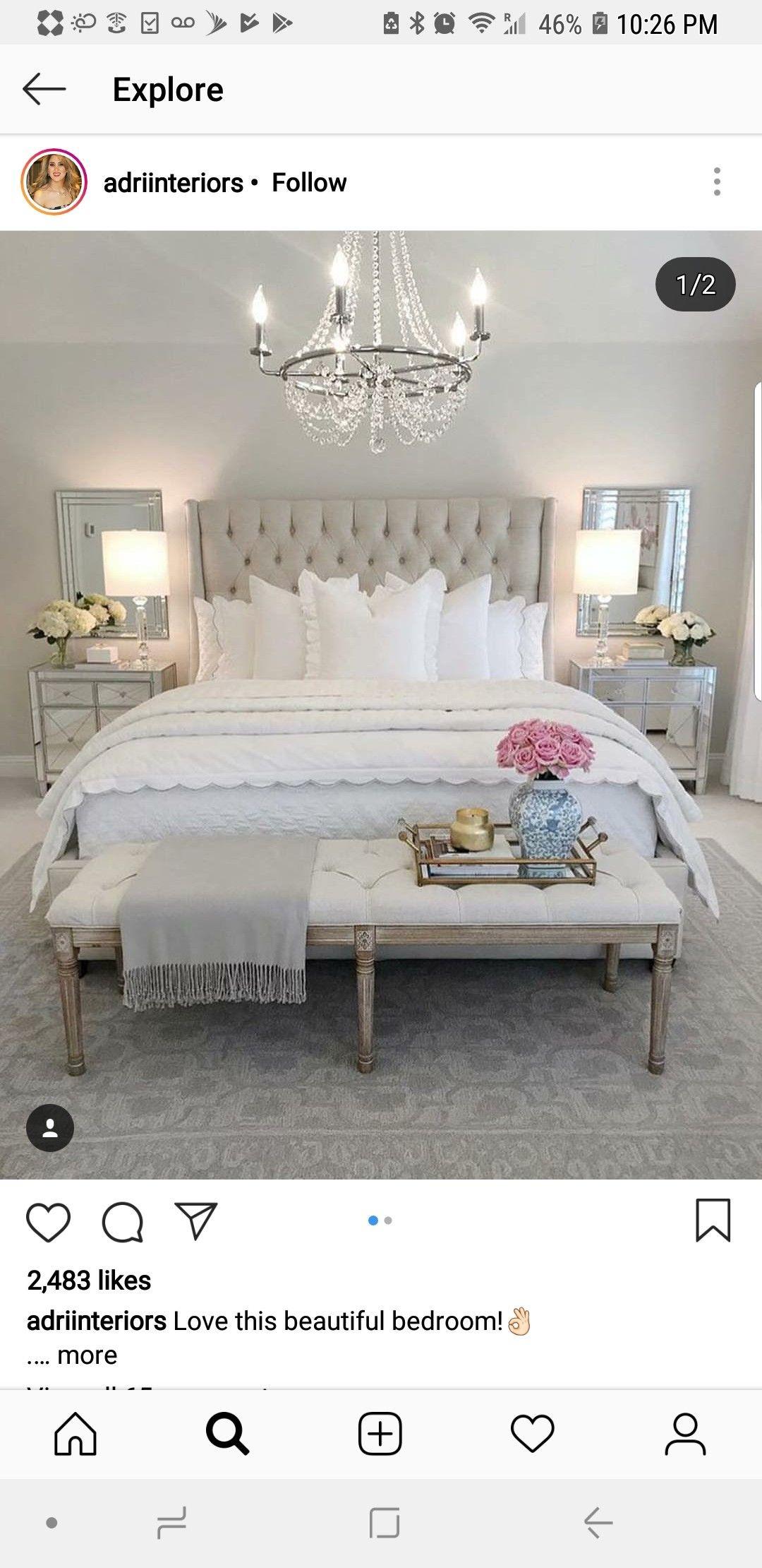 Pin by kyndra dixon on bedroom ideas in pinterest bedroom