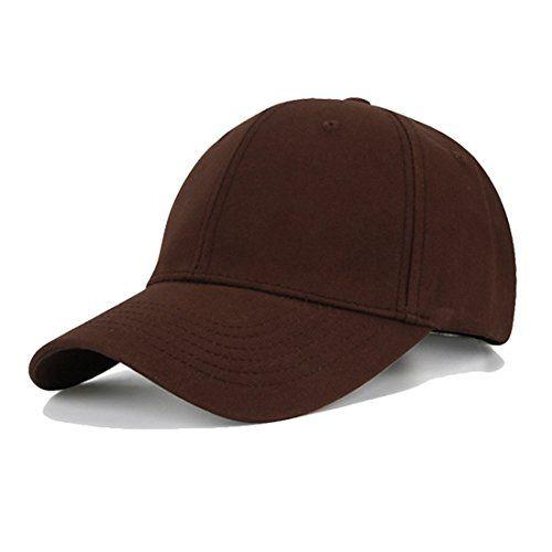 Baumwolle Baseball Cap Basecap - KeepSa Unisex Baseball Kappen Baseball  Mützen für Draussen Sport oder auf fe3cd7db3a