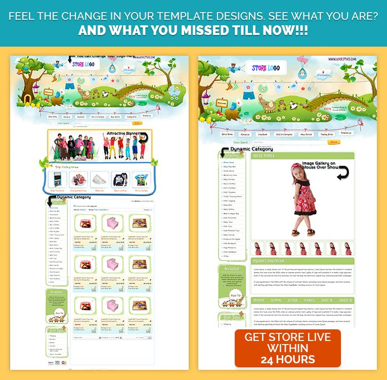 Professional eBay Store Templates, Listing HTML Templates Package