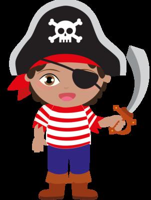 Clipart Boy Pirates, Pirate Digital Clipart, Pirate Boy ...