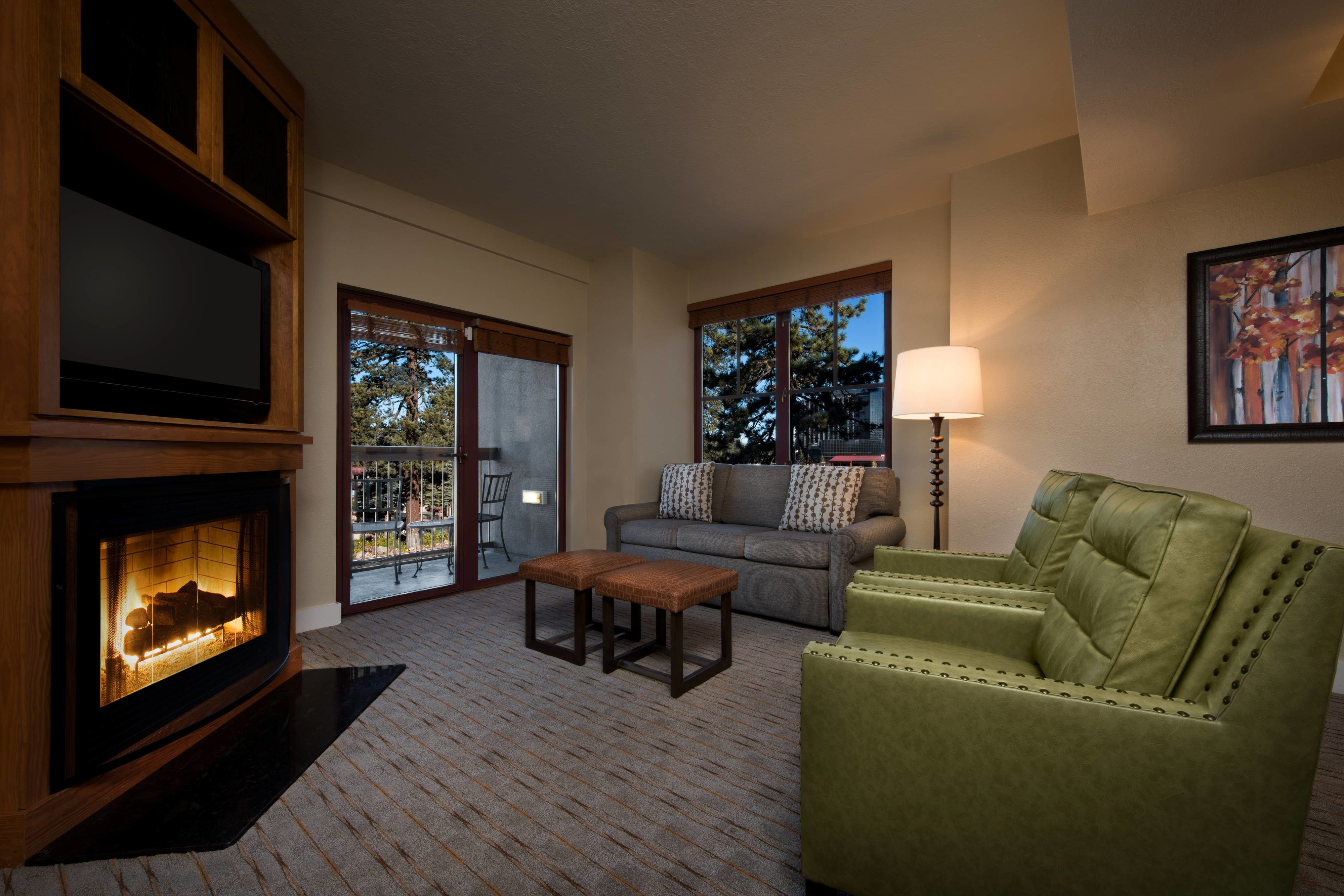 Grand Residences by Marriott, Lake Tahoe One and Two