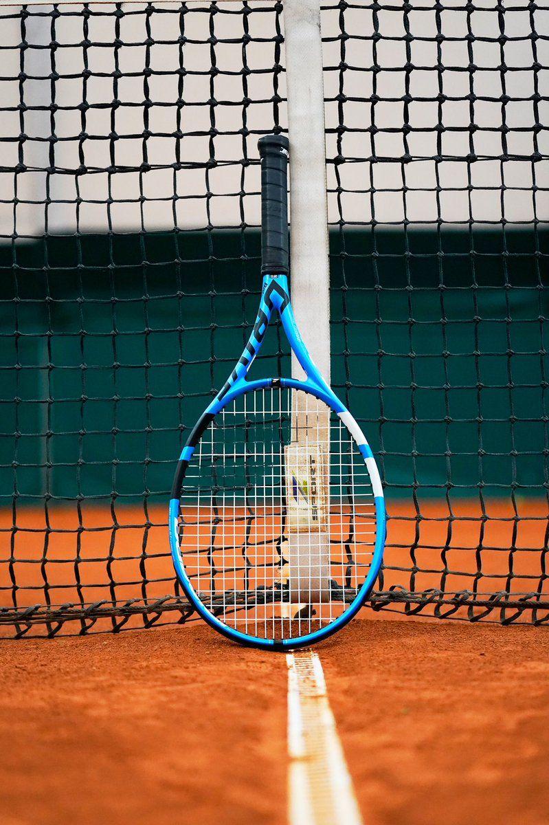 Babolat Pure Drive tennis racket 2019, tennis racket decor