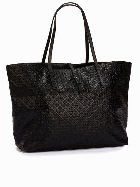86e8d7fdeb07 Grineeh Bag Black - By Malene Birger - Svart - Väskor - Accessoarer -  Kvinna - Nelly.com