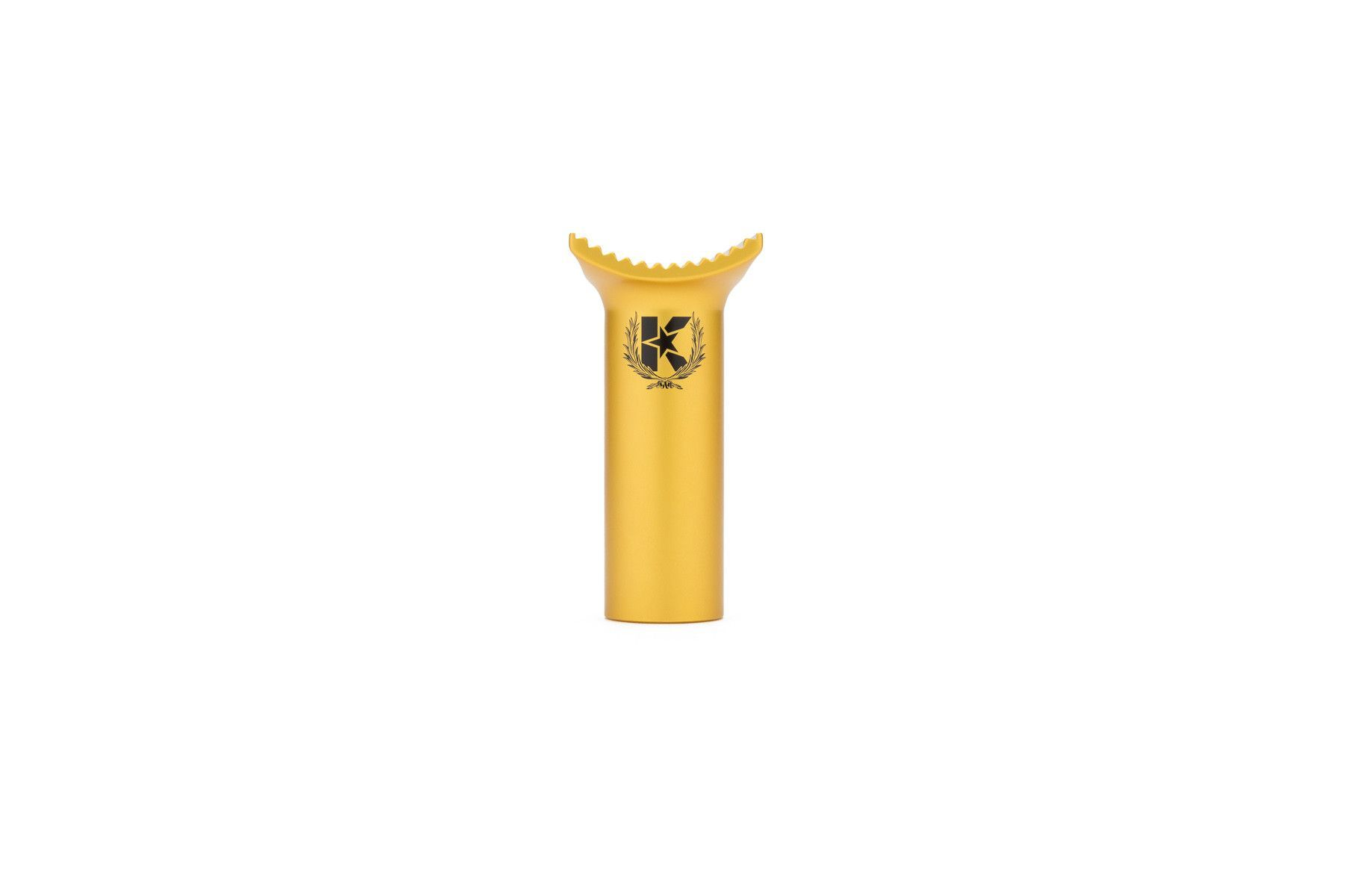 Kink Small Pivotal Post Matte Gold