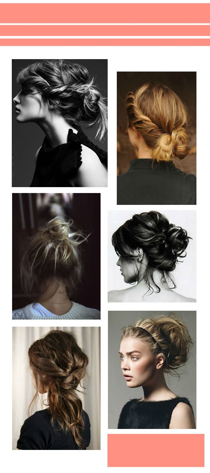 The Glossy Life: Romantic Undone Hair | Hair affair, Undone hair, Hair inspiration