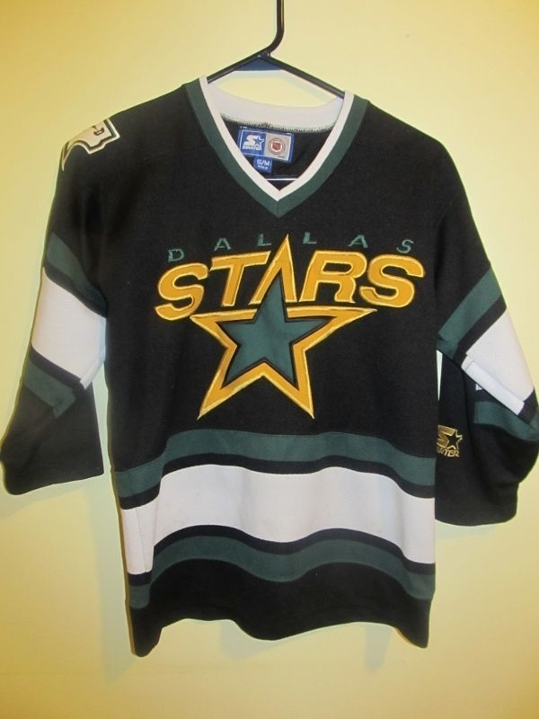 quality design 686ec 6be69 Dallas Stars Hockey jersey - Starter Youth small / medium ...