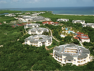 Iberostar Ensenachos located on the exotic unspoiled Cayo Ensenachos, on the North Coast of central Cuba. Sleeping peacefully off the northern coast are a string of coral islands that are to nature what poetry is to language. Cayo Santa Maria and Cayo Ensenachos are the crown jewels in this string of precious gems. It is the first and will be the only construction in this smallest virgin Cayo Ensenachos; an old aboriginal establishment and refuge of 22 endemic species of the Cuban flora.