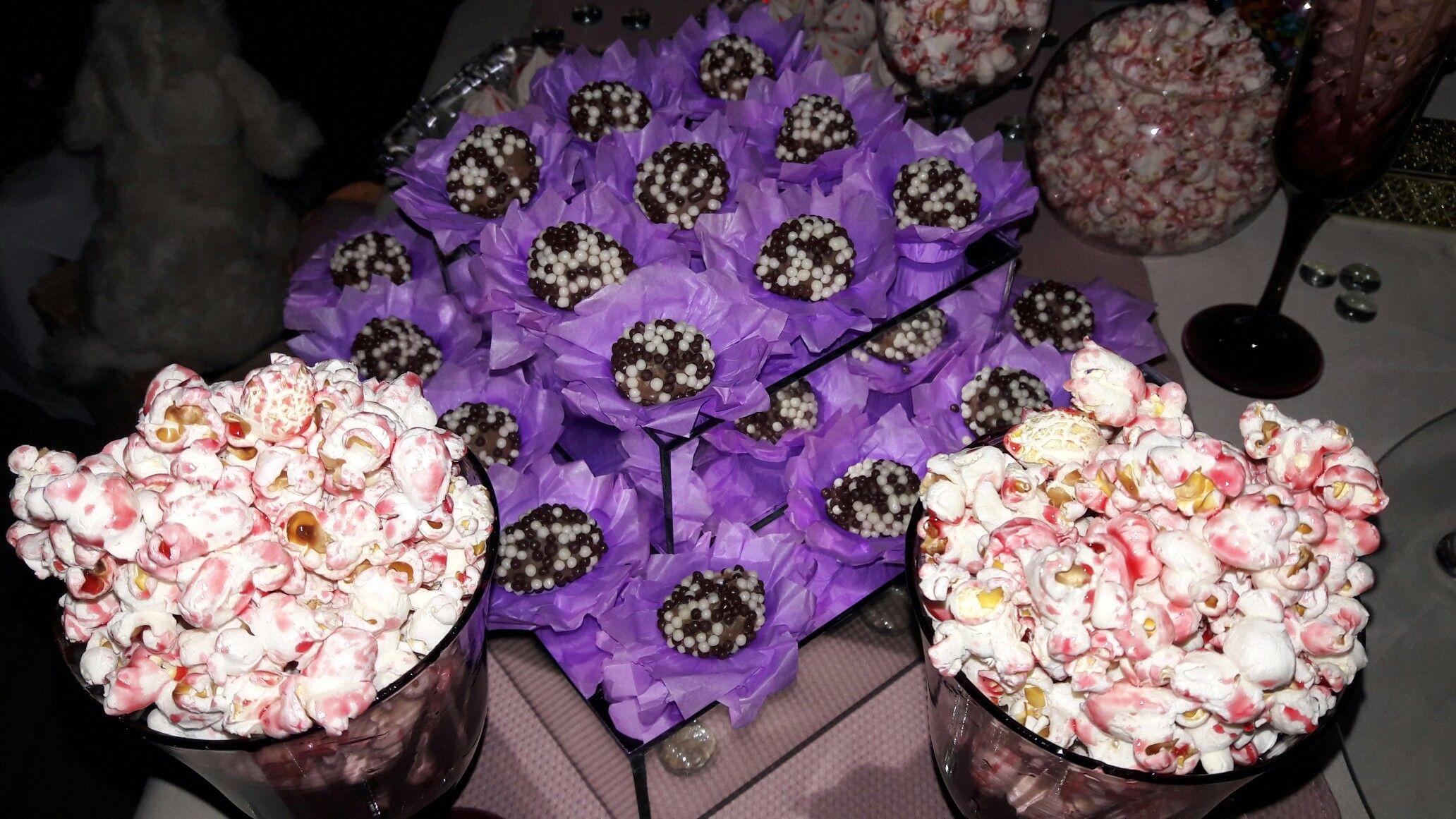 Festa infantil feminina roxo e lilas