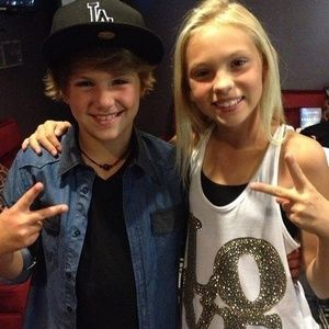 Mattyb and jordyn jones dating sim