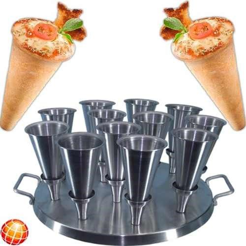 pizza cone essen deko pinterest partygerichte essen und trinken und essen. Black Bedroom Furniture Sets. Home Design Ideas