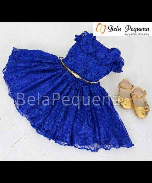 Azul rendado