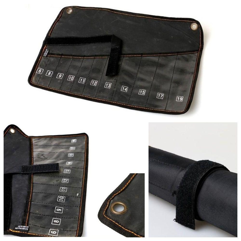 Garage Wrench Storage Organizer Bag Cloth Tool Carrier
