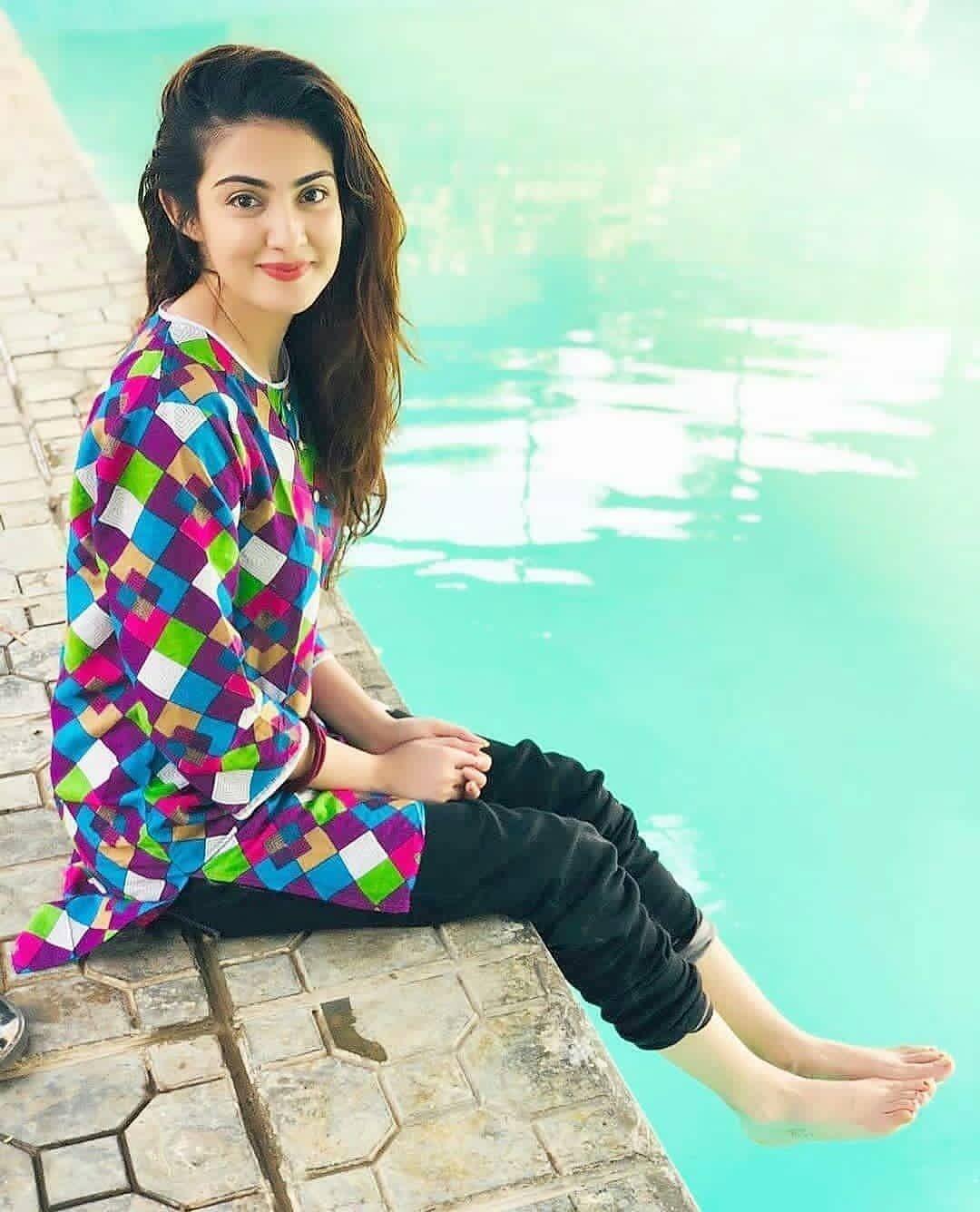 Pin by Bisma Shiraz on Simple   Indian women fashion