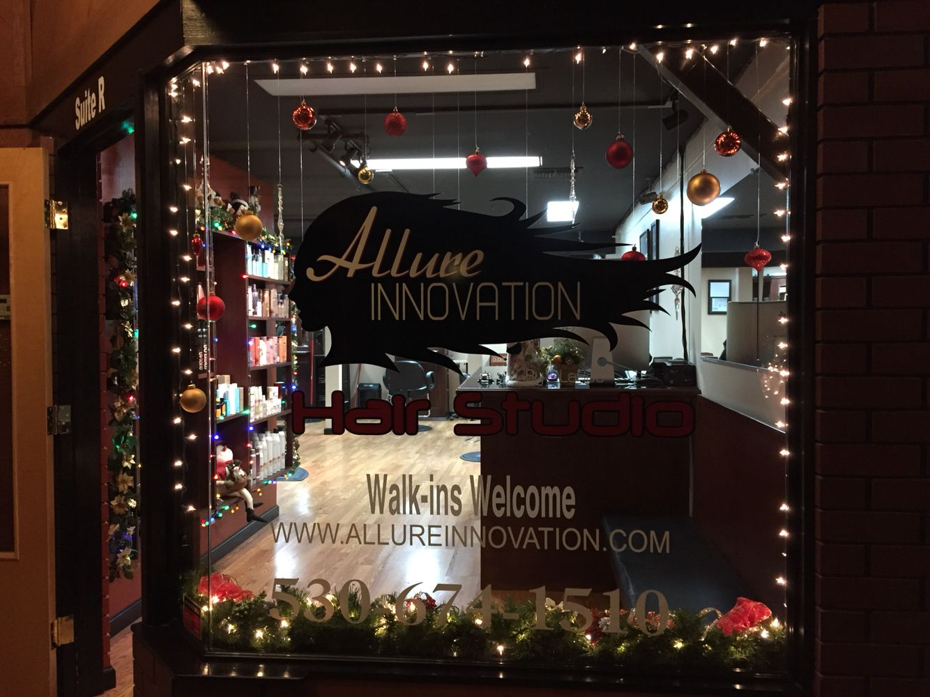 Holidays Decorations For Hair Salon Christmas Decorations Holiday Decor Hair Salon