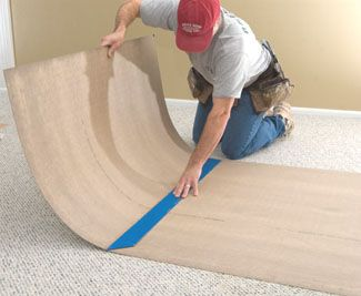 Installing Flat Lay Laminate Countertops Http Extremehowto