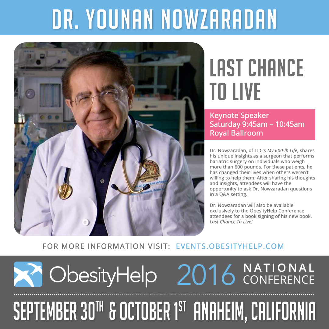 Don T Miss Out Dr Younan Nowzaradan Of Houston Weight Loss Surgery