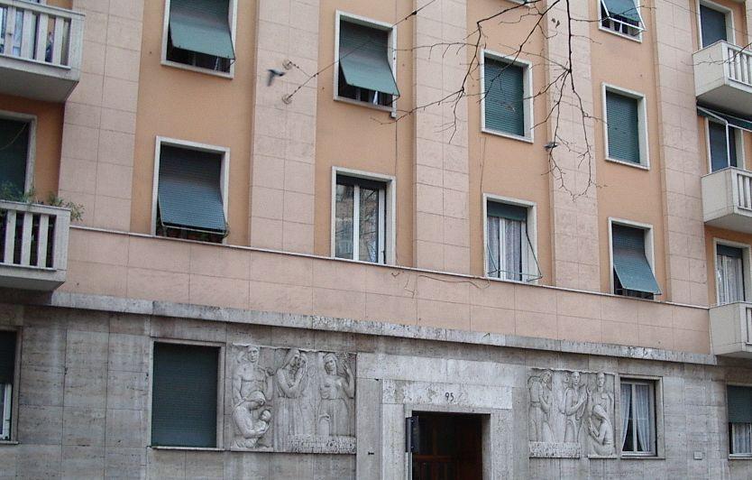 Genova Ge Abitazioni Corso De Stefanis By Camillo Nardi Greco Architettura Foto