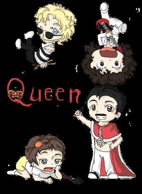 Baby Queen. | ~Queen, Freddie y John~ | Pinterest