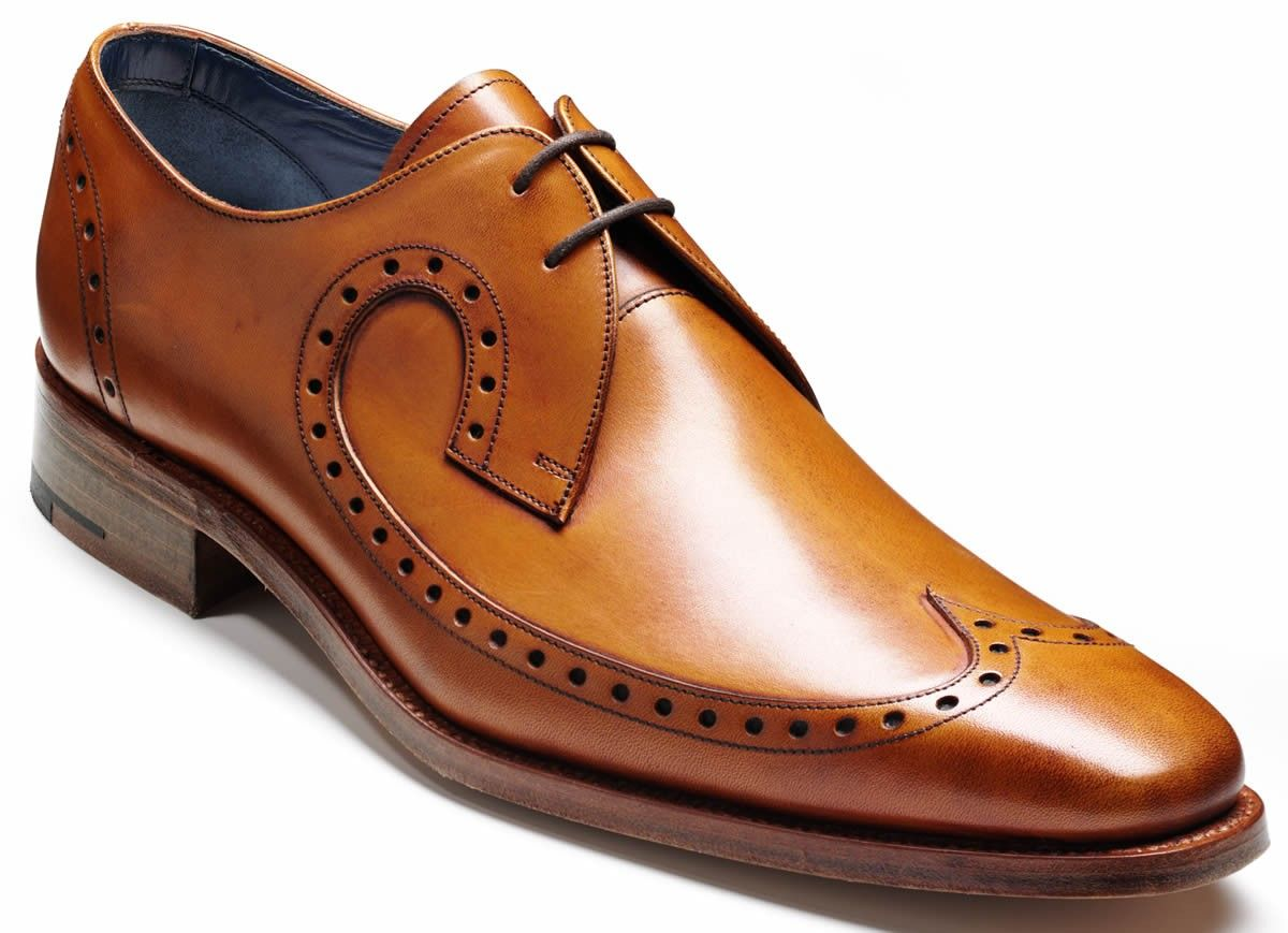 f2543e009045d Barker Shoes – Woody Cedar Calf (Brown) http://www.afarleycountryattire
