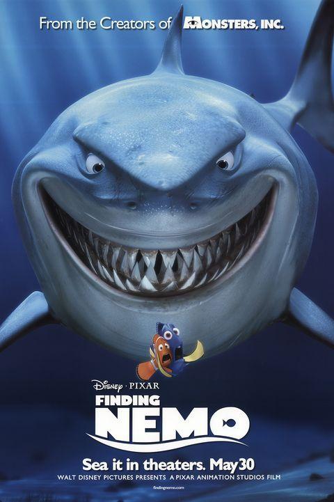 Pin on Movies I've Seen  Walt Disney Pictures Presents A Pixar Animation Studios Film Finding Nemo