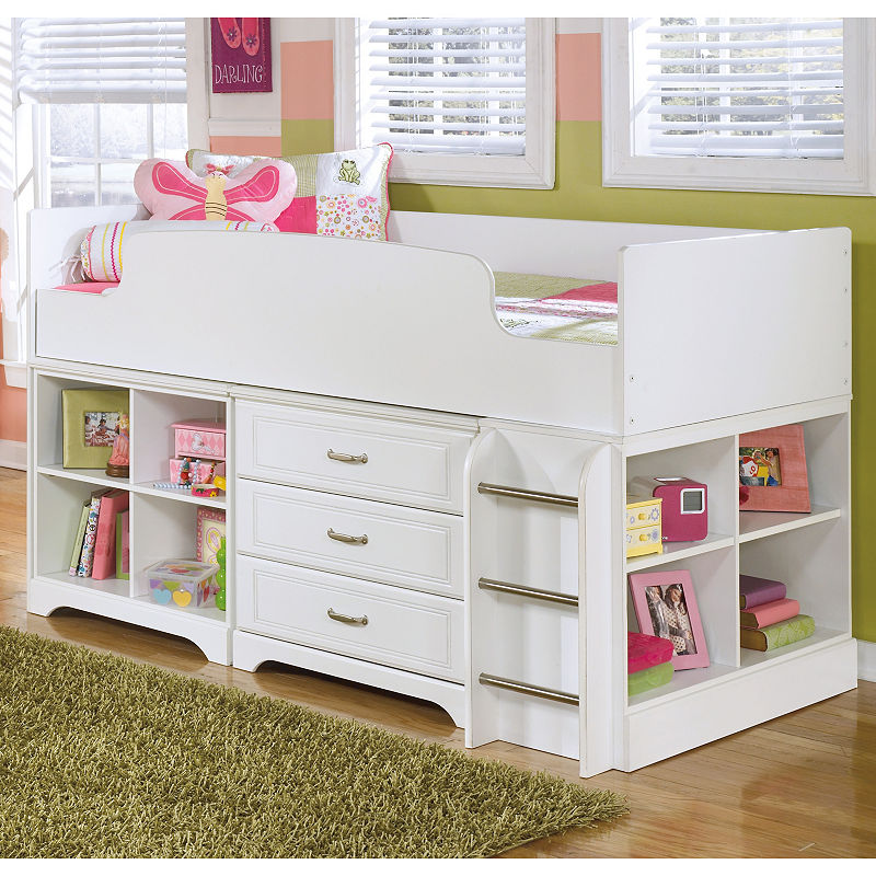 Signature Design by Ashley Twin Lulu Loft Bed Products Pinterest