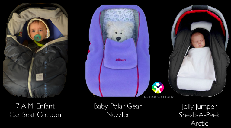 The Car Seat Lady Keep Kids WARM AND SAFE In