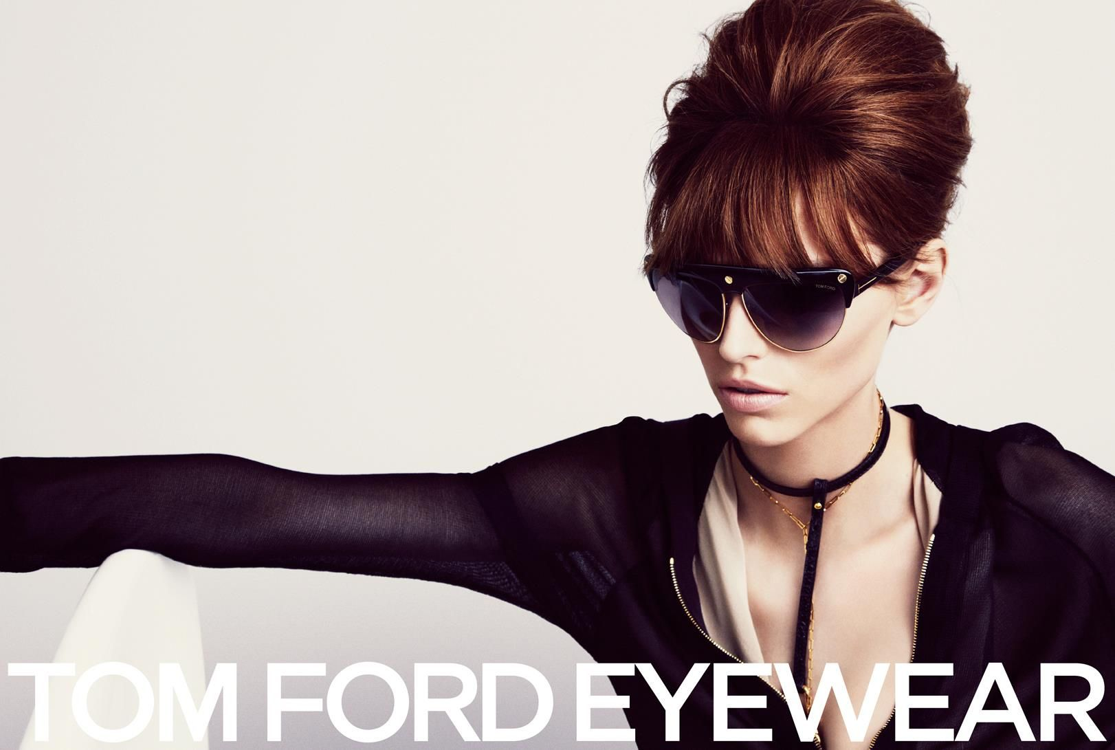 52cbdc960e0 TOM FORD Spring Summer 2013 Ad Campaign  Karlina Caune and Simon Van  Meervenne (Hi Res) TFE SS13 CAMPAIGN