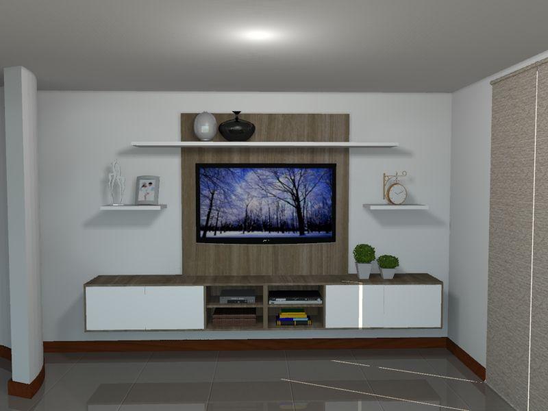 Resultado de imagen para muebles de sala de for Mueble de entretenimiento para sala