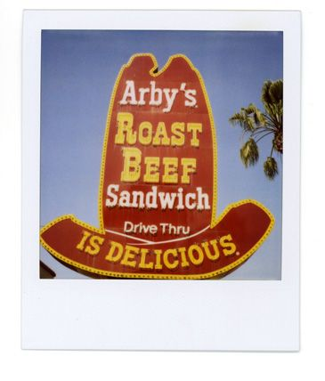old arbys sign