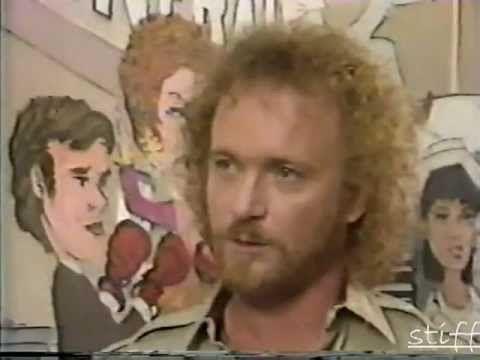 Genie Francis on Local LA ABC News (1983) - YouTube