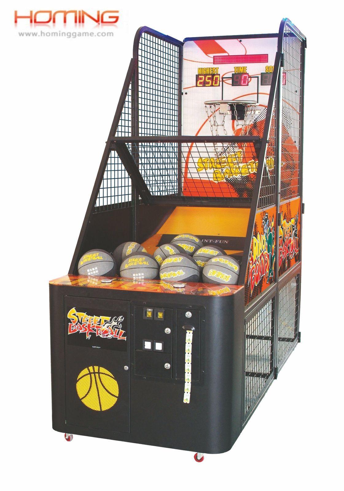 Street Basketball Game Machine Basketball Game Machine Shooting Arcade Game Machines Arcade Games Arcade