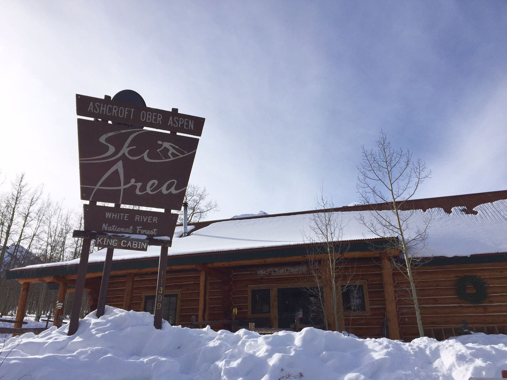 Photo of Skiing Through a Ghost Town: A Day of Winter Adventure in Ashcroft