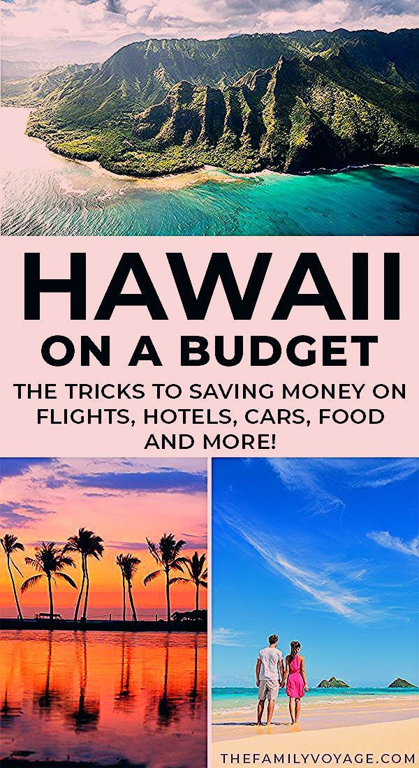 Photo of How to visit Hawaii without going broke