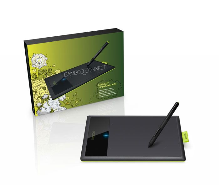My new graphic tablet wacom bamboo connect things to tell my new graphic tablet wacom bamboo connect greentooth Choice Image