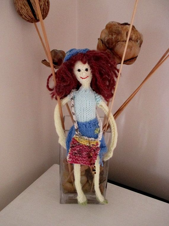 Christmas is coming ideal gift Enid  Explorer Jewellery Doll