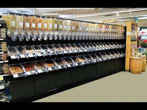Gravity Bins Bulk Food Dispenser - Google zoeken   محل