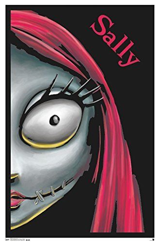 The Nightmare Before Christmas Art Silk Poster 12x18 24x36