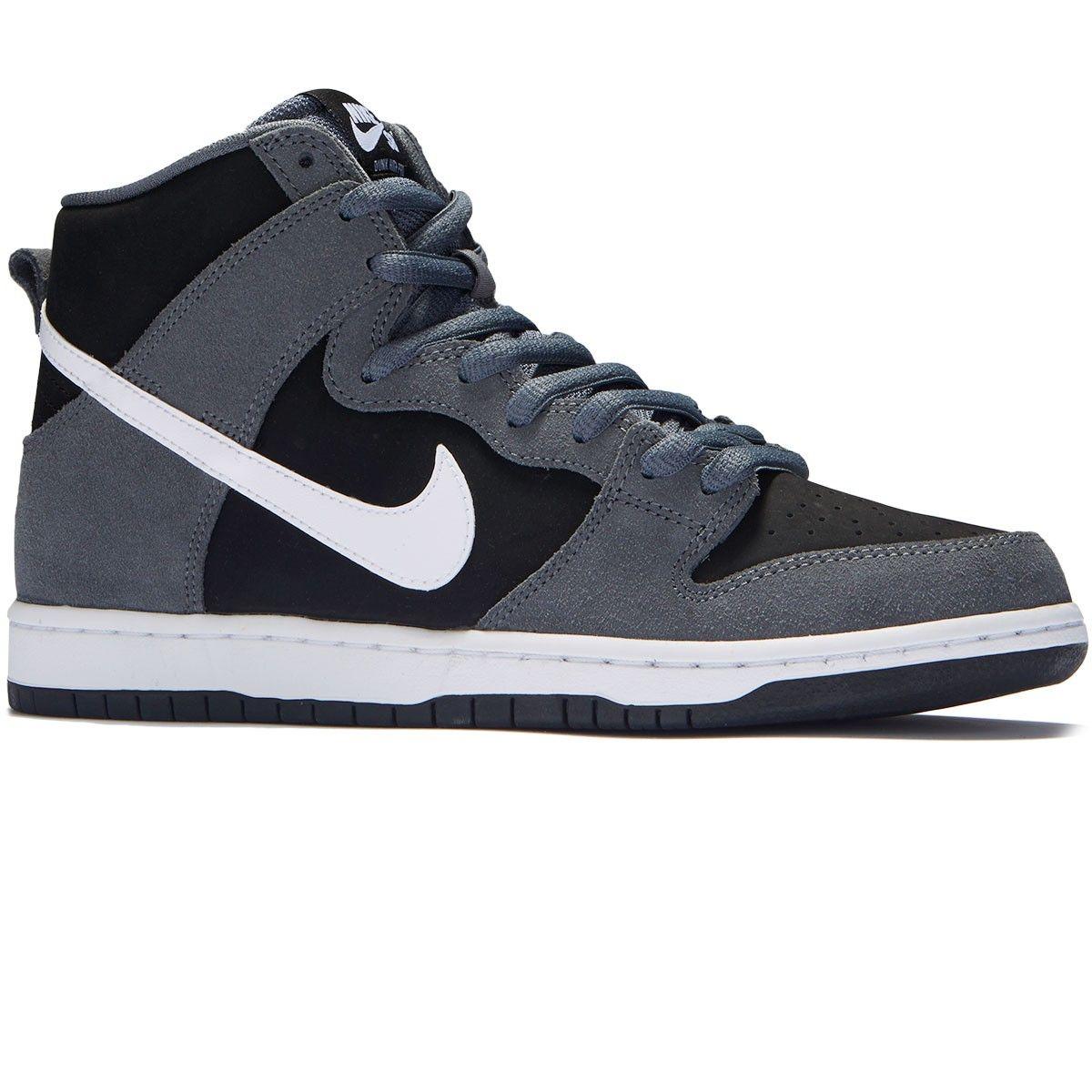 Nike Dunk High Pro SB Shoes - Dark Grey