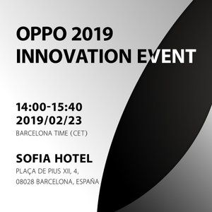 Oppo makes MWC 2019 event official, 10x lossless zoom